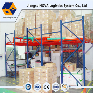 Nanjing Nova Imbakan Rack Push Back Rack