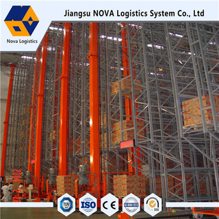 Warehouse Storage Rack System Matanggal ang Post (AS / RS)